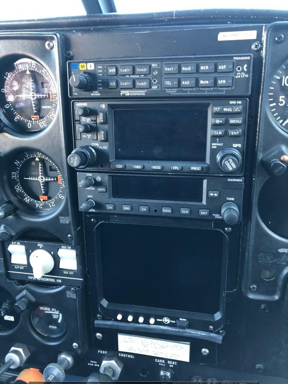 Piper PA-24 250 Comanche