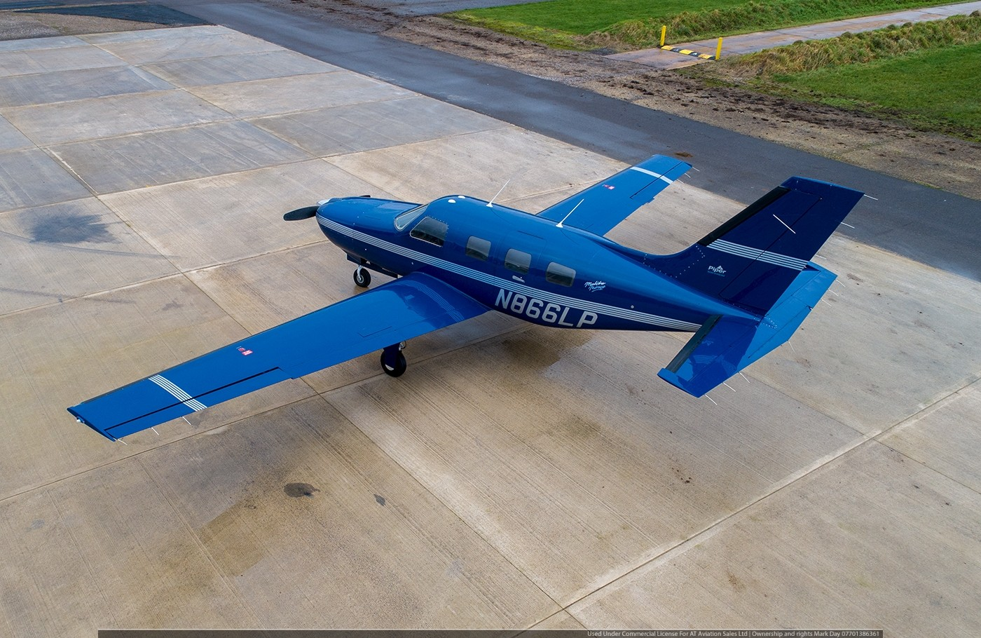 Piper PA-46 Malibu Mirage (Part Exchange Considered) - AT