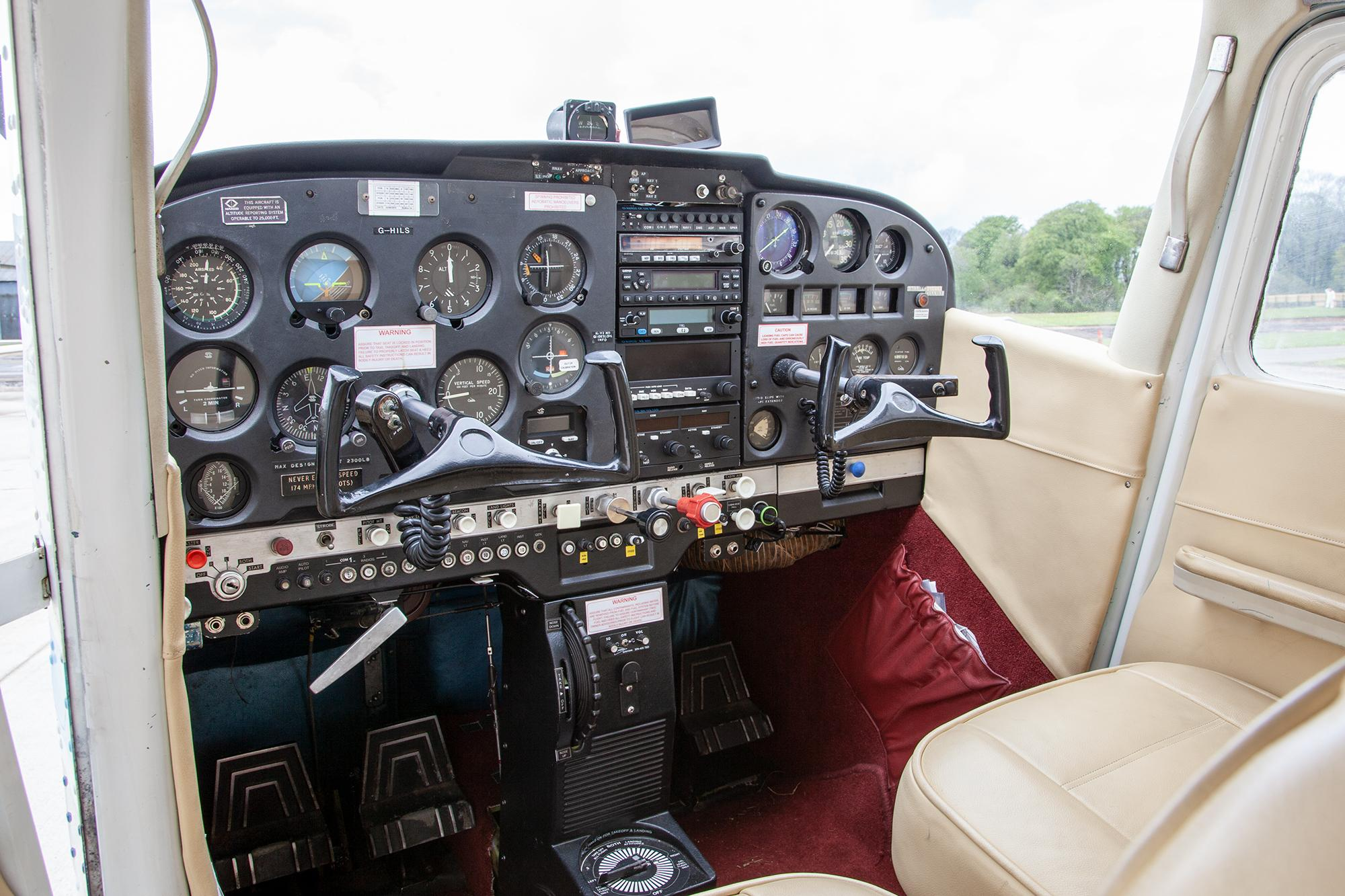 Cessna 172 H