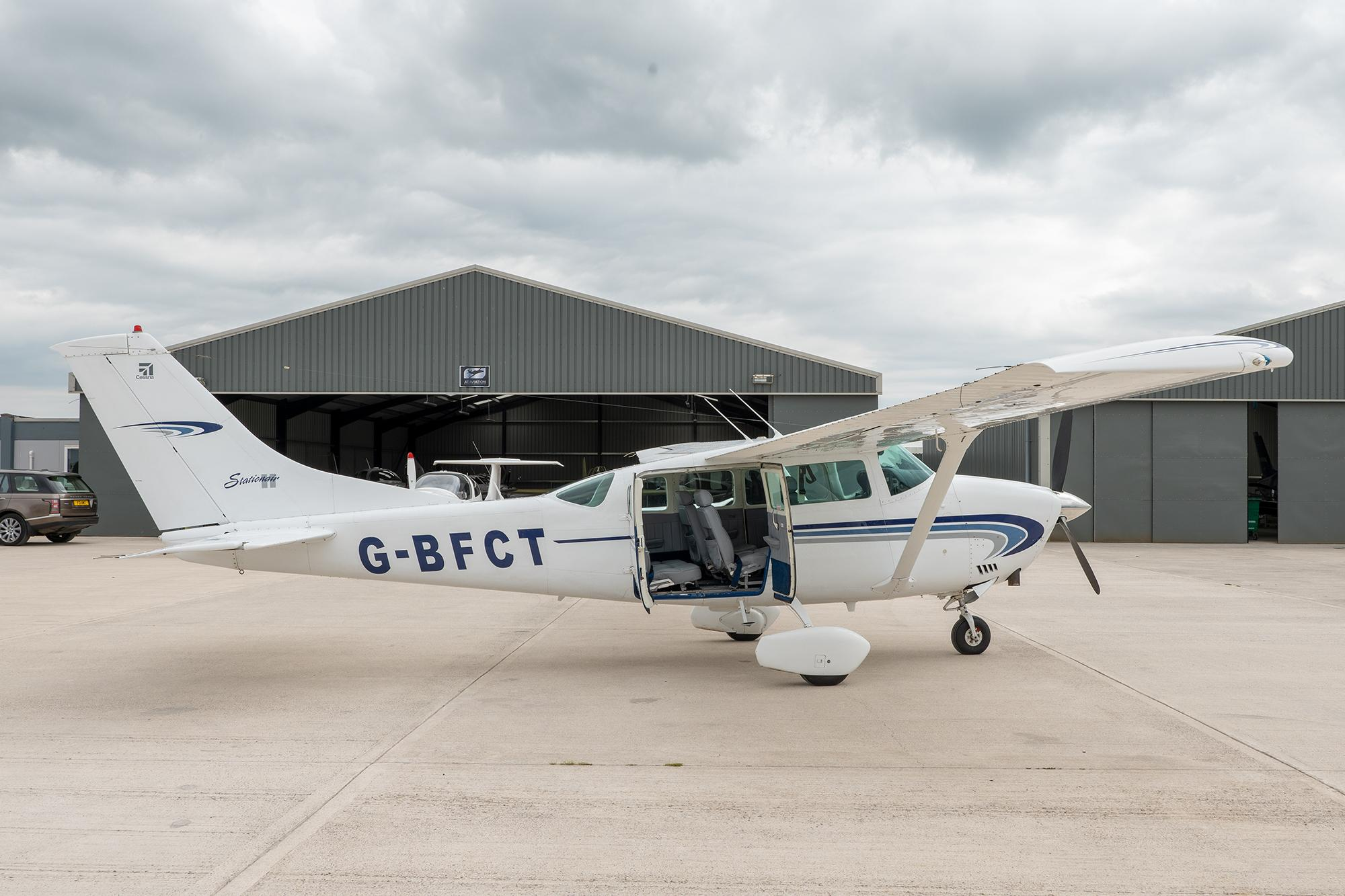 Cessna TU 206 F Turbo Stationair for sale
